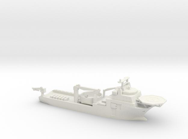 Boa Sub C 1250 in White Natural Versatile Plastic
