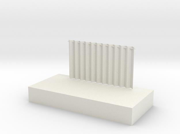 stage in White Premium Versatile Plastic: Medium