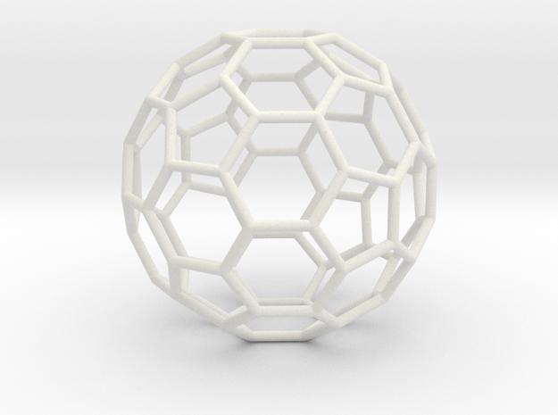 Fullerene-42 in White Natural Versatile Plastic: Medium