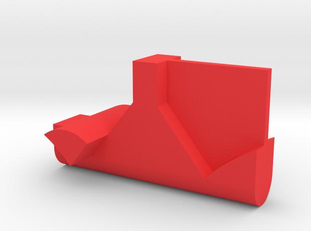 Warthog throttle part - afterburner detent 80 in Red Processed Versatile Plastic