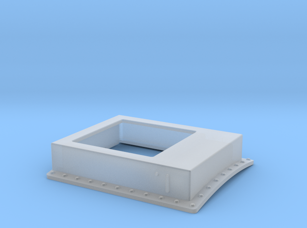Atlas O Scale F7 Winterization Hatch v1 in Smoothest Fine Detail Plastic