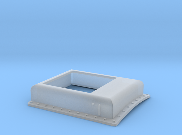 Atlas O Scale F7 Winterization Hatch v2 in Smoothest Fine Detail Plastic