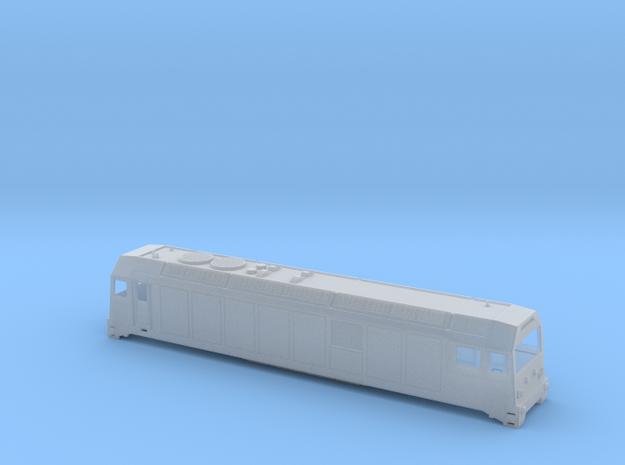 RhB Gmf 4/4 II in Smooth Fine Detail Plastic: 1:150