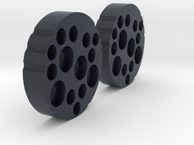 ForceLock Connector  in Black PA12