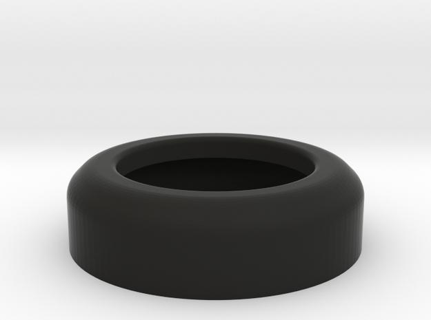 DJI Mavic 2 Zoom Filter Aufsatz Adapter 22-16mm in Black Natural Versatile Plastic