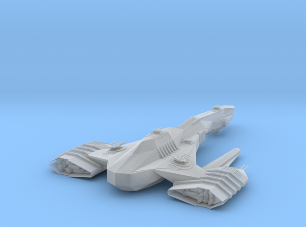 The Cyber Leviathan in Smooth Fine Detail Plastic