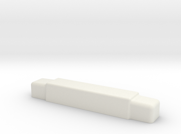 Lichtbalken 1zu14 in White Natural Versatile Plastic