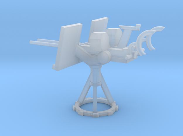 1/96 Scale 20mm Gun Mount Mk24 in Smooth Fine Detail Plastic