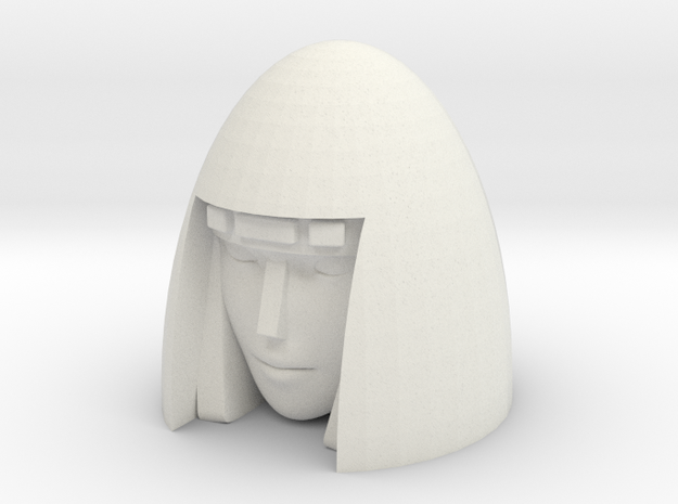 Gobots Spay-C for PotP Blastoff (Amazon Exclusive) in White Natural Versatile Plastic