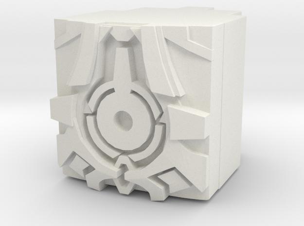 Solus Prime Power Core in White Natural Versatile Plastic