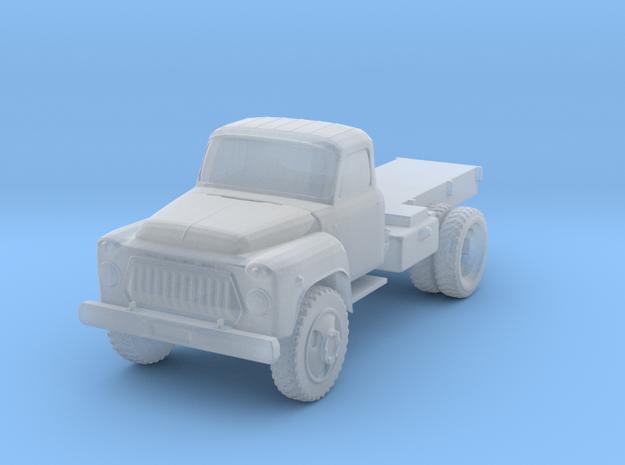 gaz 53 ussr truck n scale 1:160 in Smoothest Fine Detail Plastic