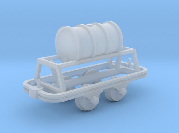 Benzinfaßlore(1Faß) - TTf 1:120 in Smooth Fine Detail Plastic