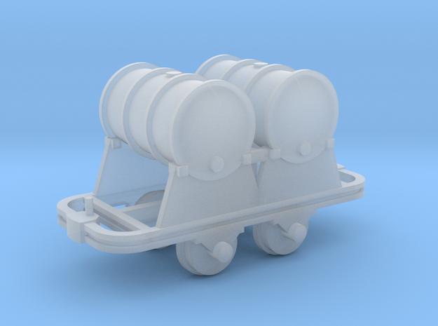 Benzinfaßlore(2Fässer) - TTf 1:120