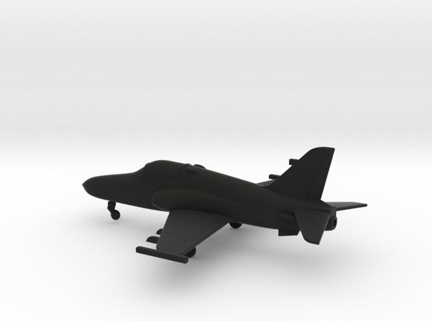 BAE Hawk 200 in Black Natural Versatile Plastic: 1:160 - N