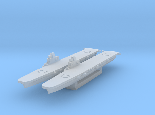 Taiho class x2 in Smooth Fine Detail Plastic