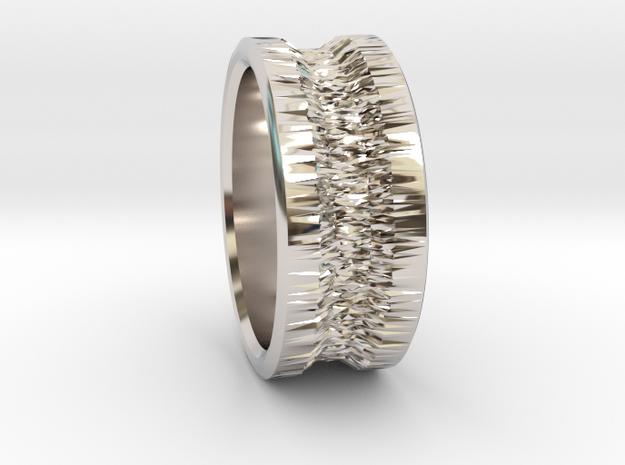 Ring in Platinum