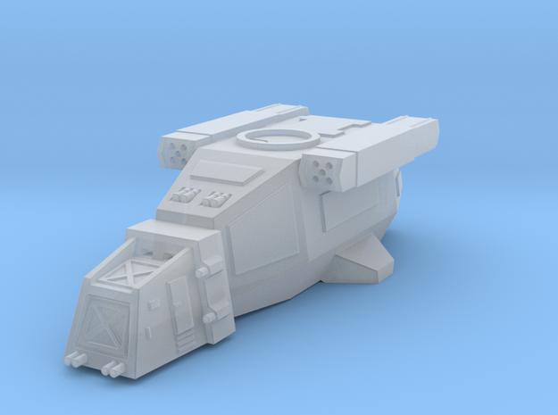 DX9 stormtrooper transport 4 cm in Smooth Fine Detail Plastic