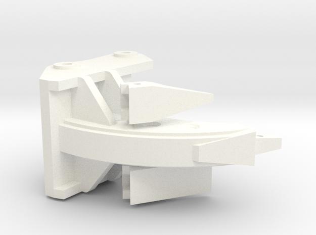 1/14 Ripper for Huina 580 in White Processed Versatile Plastic