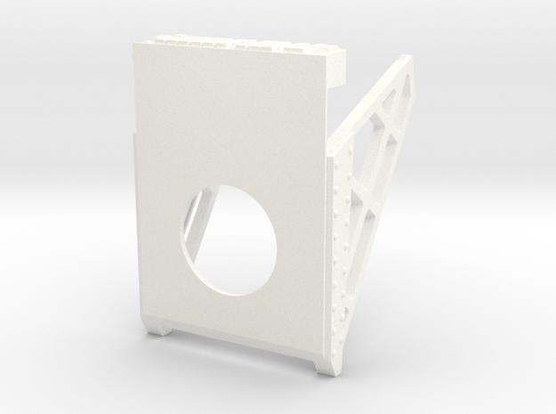 1.6 A10 MIBO COKPIT (G) in White Processed Versatile Plastic