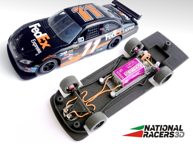 3D Chassis - SCX TOYOTA CAMRY (Combo)