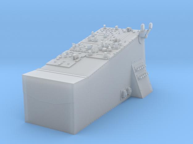 Vario UH-1 Center Console 1/6 in Smooth Fine Detail Plastic
