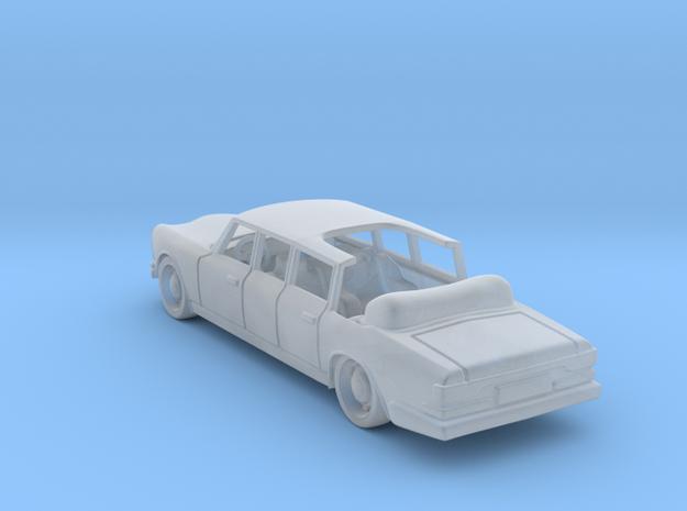Mercedes 600 Pullman 1:120 TT in Smooth Fine Detail Plastic