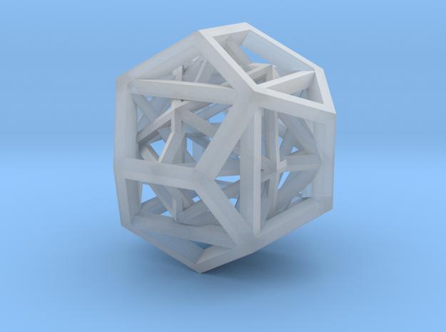 skeletal geometron gmtrx in Smooth Fine Detail Plastic