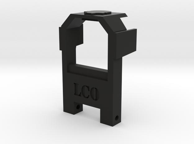 LCO protector in Black Natural Versatile Plastic