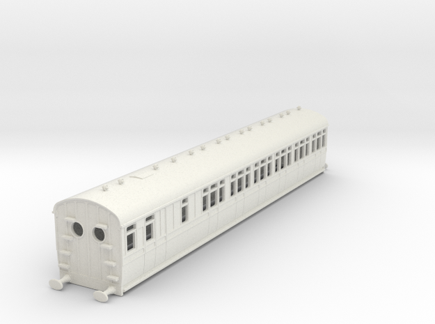 o-64-ner-d162-driving-carriage in White Natural Versatile Plastic