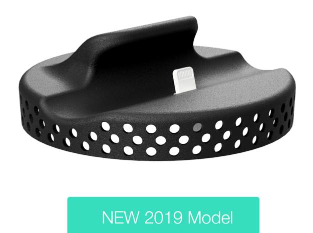 iPhone Car Mount for BMW X5 Series in Black Natural Versatile Plastic
