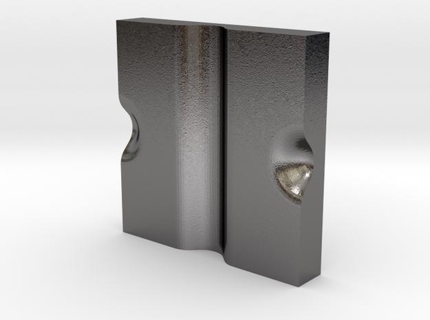 Nile no.1 in Polished Nickel Steel