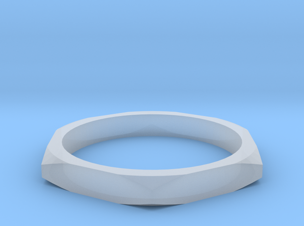 nut ring size 10.5 in Smoothest Fine Detail Plastic