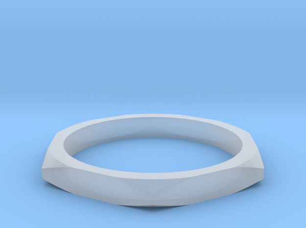 nut ring size 12 in Smoothest Fine Detail Plastic