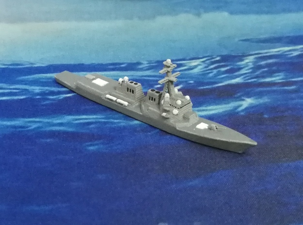 Arleigh Burke Flight IIA (DDG-99 - 101), 1/1800