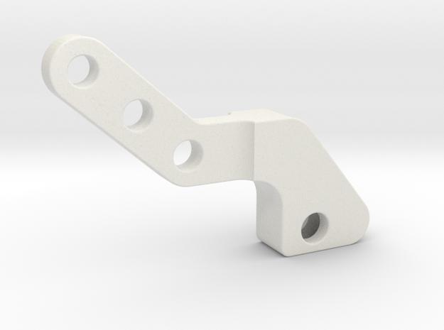 Aufhängebügel für Devo7e in White Natural Versatile Plastic