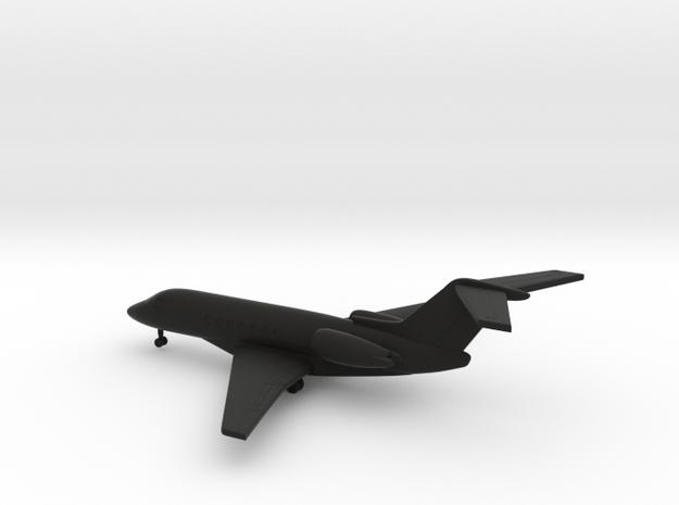 Hawker Beechcraft 4000 Horizon in Black Natural Versatile Plastic: 6mm