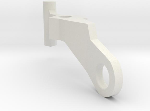 08.02.07.03.03 De-Icing Valve Handle in White Natural Versatile Plastic