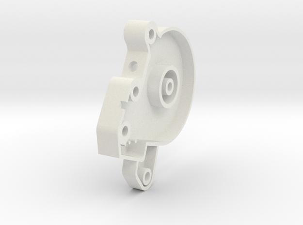 08.02.06.03 Control Box in White Natural Versatile Plastic