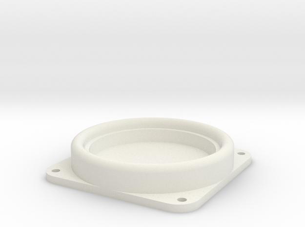 08.04.05.02 Trim Indicator Body in White Natural Versatile Plastic