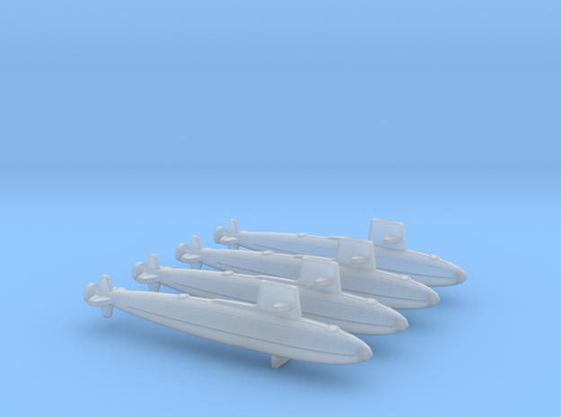 SKIPJACK set FH - 2400 in Smooth Fine Detail Plastic