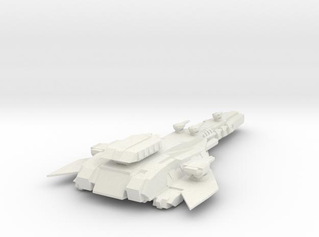 The Hallowlight in White Natural Versatile Plastic
