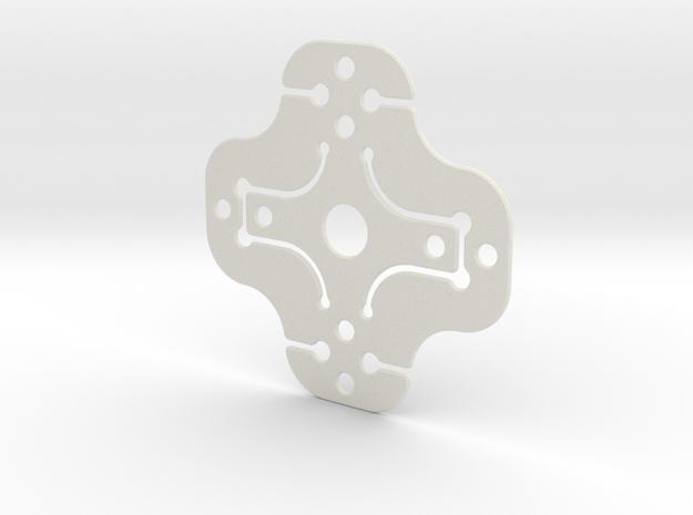 NicNac in White Natural Versatile Plastic