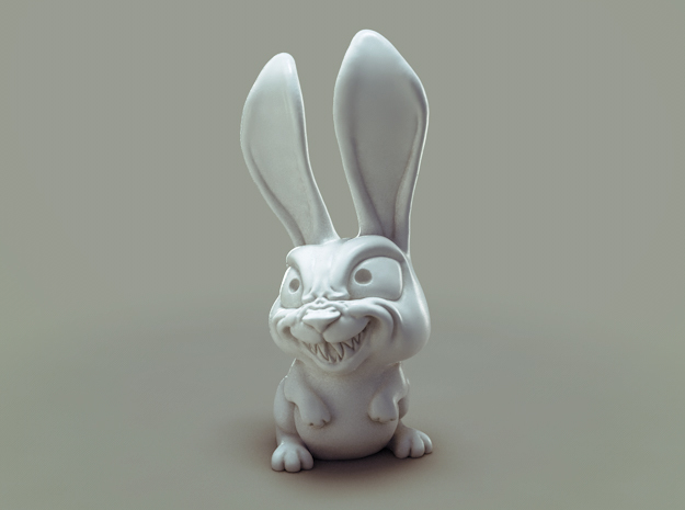 Bulk! The mad Rabbit 3d printed