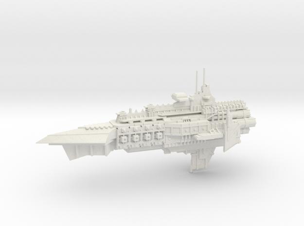 Capital Cruiser Ship - Concept A