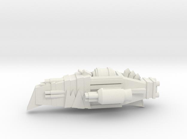 ! - Escort - Concept B  in White Natural Versatile Plastic