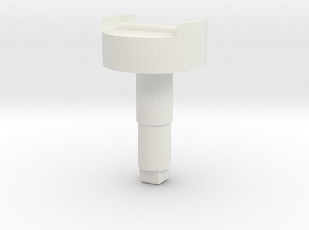 STEM_4WAY_MISC_1_CMS in White Natural Versatile Plastic