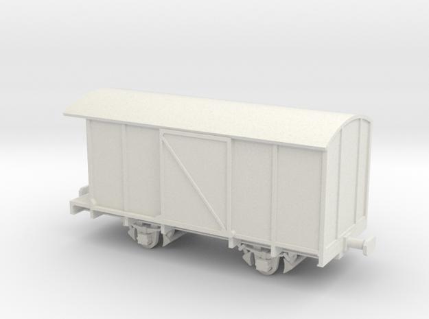FCL carro Fcm IN H0 in White Natural Versatile Plastic