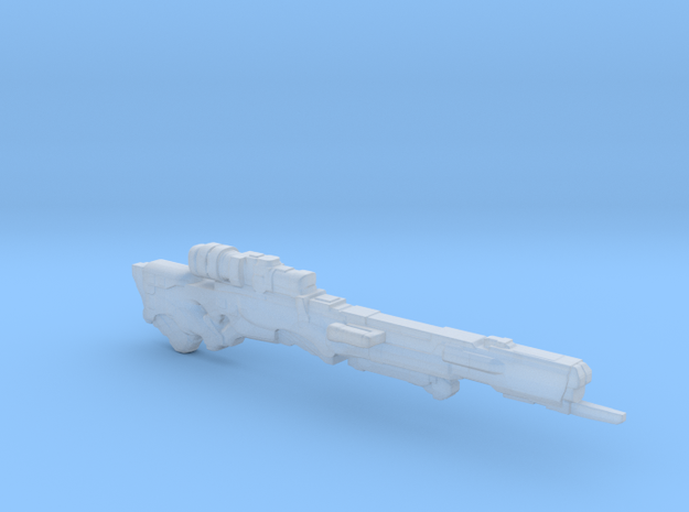 Scifi High Precision Sniper Thorn rifle 28mm scale