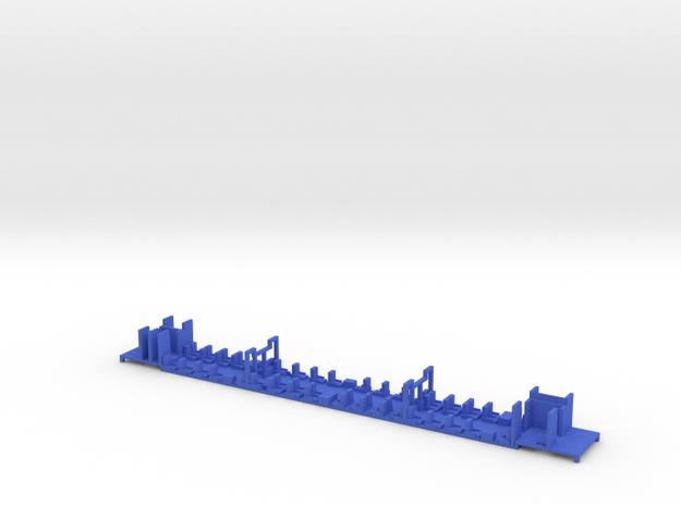 SJ A7 interiör  in Blue Processed Versatile Plastic