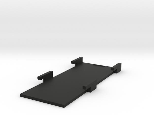 Delta Blazer Battery Door in Black Natural Versatile Plastic